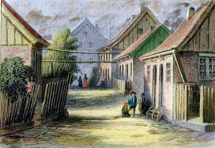 Helgoland Trafalgarstrasse